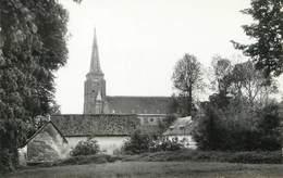 """/ CPSM FRANCE 80 """"Molliens Au Bois, L'église"""" - France"""