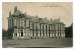 CPA  62 : HINGES  Le Château  A  VOIR  !!!!!!! - France