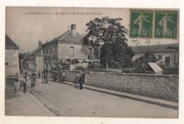 Luzillé Vue Générale ( Nord - Est ) - France