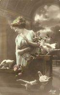 Mujer Año  1914 - Fotografía