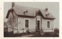 Carte Photo Saint Branchs - Autres Communes