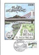 POSTMARKET  ESPAÑA  2008 - Puentes