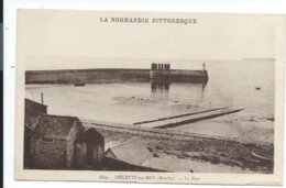 Dielette Sur Mer Le Port - Autres Communes