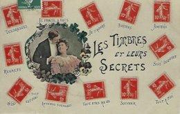 Les Timbres Et Leurs Secrets - Timbres (représentations)
