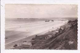 CP 14 SAINT LAURENT VIERVILLE SUR MER Omaha Beach Vue D'ensemble De La Plage - Autres Communes