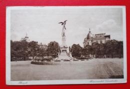 Romania Ploesti Monumentul Vanatorilor - Romania
