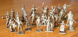 """Figurines """"Mokarex""""  La Révolution - Militaires"""