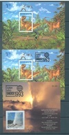 NEW ZEALAND - MNH/** - 1993 - PREHISTORIC ANIMALS BANGKOK EXPO - Yv Bloc 92  - Lot 20601 - Blocs-feuillets