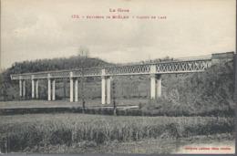 CP 32 - Viaduc De Laas Environs De Miélan . - Andere Gemeenten