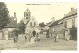 60 - NOGENT SUR OISE / L'EGLISE - Nogent Sur Oise