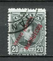 Spanische Post In Marokko Nr.10        O  Used       (1093) - Maroc Espagnol
