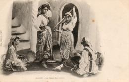 ALGERIE - ALGER - La Danse Des Almées - Phot. LEROUX Alger - - Algiers