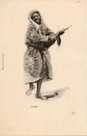 ALGERIE - ALGER - Salem (Chanteur Musicien) - Phot. LEROUX Alger - - Algiers
