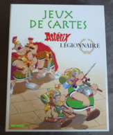 COFFRET JEUX DE CARTES ASTERIX LEGIONNAIRE - Andere Stripverhalen