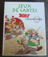 COFFRET JEUX DE CARTES ASTERIX LEGIONNAIRE - Otros Objetos De Cómics