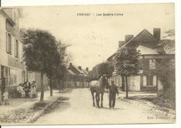 60 - FROISSY / LES QUATRE COINS - France