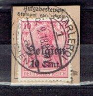 OC 14 - Charleroi-Belgien Le 6-9-1918 - WW I