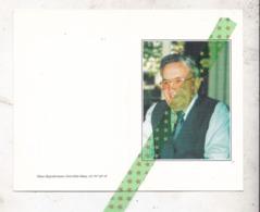 Roger Buytaert-Maes, Geboren Sint-Gillis-Waas 1936, Overleden 2005 - Décès