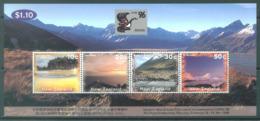 NEW ZEALAND - MNH/**. - 1996 - CHINA EXPO 96 - Yv Bloc 105 - Lot 20608 - Blocs-feuillets