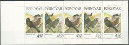 FÄRÖER 1998 Mi-Nr. MH 15 Markenheft/booklet ** MNH - Färöer Inseln