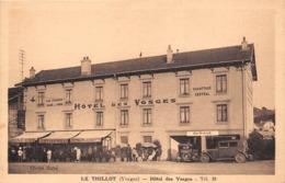 ¤¤   -   LE THILLOT   -  Hôtel De Vosges    -   ¤¤ - Le Thillot