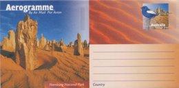 AUSTRALIA - Intero Postale - NAMBURG NATIONAL PARK -  PINNACLES DESERT - Altri