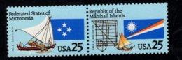 862281346 SCOTT 2507A POSTFRIS MINT NEVER HINGED EINWANDFREI (XX) - MICRONESIA & MARSCHALL ISLANDS 2506 FIRST - United States