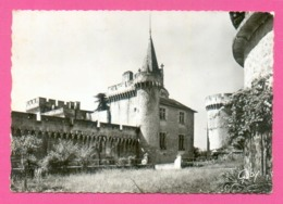 CPSM FRANCE 24  ~  GRAND-BRASSAC  ~  4  Château De Marouatte   ( Artaud Dentelée 50/60 ) - Other Municipalities