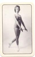 Volledig Kaartspel - Pub Reclame Majorette Edith Gelenne - Europese Kampioene  1981 /82 - Genk - Leffinge - Other Collections