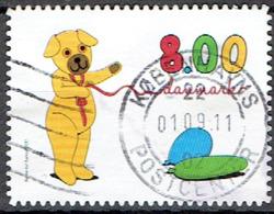 DENMARK # FROM 2011  STAMPWORLD 1614 TK: 13 3/4 - Danimarca