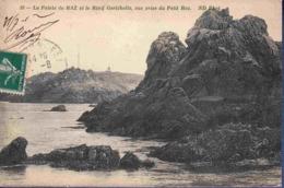 29 PLOGOFF Récif Gorlébella, Vue Prise Du Petit Raz ; Pointe Du Raz - Plogoff