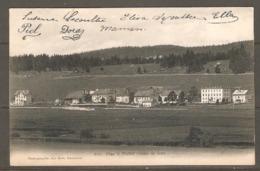 Carte P De 1905 !! ( Chez Le Maitre / Vallée De Joux ) - VD Vaud