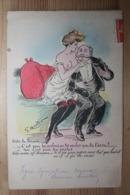 Illustrateur G Mouton Ordre Du Poireau - Illustrators & Photographers