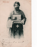 TYPES RUSSES-1900-RELIGIEUX-N°128 - Russia