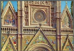 °°° Cartolina - Orvieto Duomo Particolare Nuova °°° - Terni