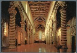 °°° Cartolina - Orvieto Interno Del Duomo Nuova °°° - Terni