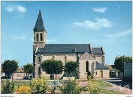 BALLANCOURT SUR ESSONNE L'EGLISE SAINT GERMAIN CPM NEUVE - Ballancourt Sur Essonne