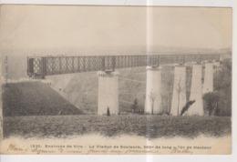 CPA-14-Calvados- Environs De VIRE- Le Viaduc De Souleure- - Vire