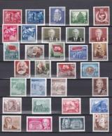 DDR Kleine Verzameling *, Zeer Mooi Lot 4173 - Collezioni (senza Album)