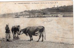 B58185 Cpa Corbeil Essonnes - Les Papeteries - Autres Communes