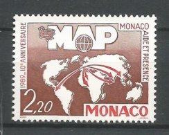 MONACO ANNEE 1989 N° 1704 NEUF** NMH - Ongebruikt