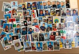 111 Chromos / Stickers Sprinters 73 - Nomodia -  Cyclists - Cyclisme - Ciclismo - Cycling