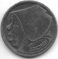 *notgeld  Aachen  1 Ocher Groschen 1920 F1.5Aa - [ 2] 1871-1918 : Empire Allemand