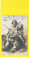 SALONIQUE Rare Carte Photo Le Mendiant Assimakis (Paschas) Grèce - Greece