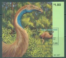 NEW ZEALAND - MNH/** - 1996 - GIANT MOA - Yv BLOC 109 - Lot 20614 - Blocs-feuillets