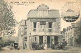 22 Côtes D'Armor : Val-André   Hôtel Du Verdelet Réf 7413 - France