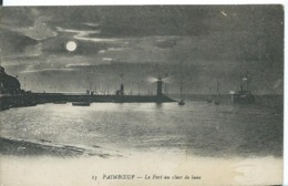 PAIMBOEUF  ( LOIRE ATLANTIQUE )  LE PORT AU CLAIR DE LUNE - Paimboeuf