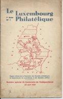 Le Luxembourg Philatelique - Numéro Special 1939 - 20 Pages - Luxembourg