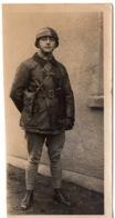 Tankiste C.1920-30 521e Régiment De Chars De Combat - Militaire Conducteur Du Char  Photo - Guerra, Militari