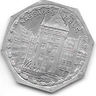 *notgeldnurnberg 20 Pfennig ND Zn 10406.23 Nassauer Haus - [ 2] 1871-1918 : Empire Allemand